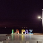 La Paz, the other side of cruising