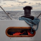 5 days at sea: from Mexico to Costa Rica